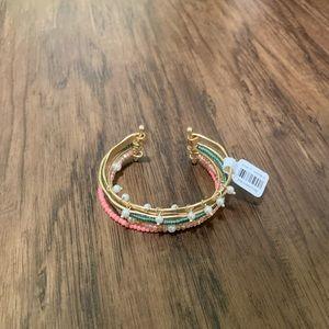 Loft layered bracelet